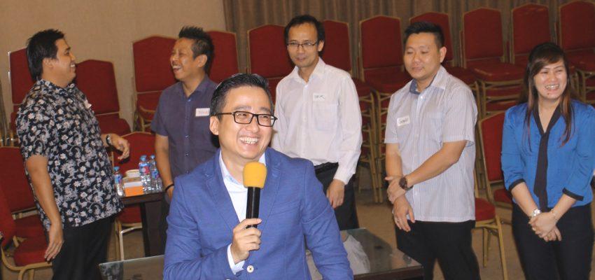 Leadership Training PT Bangun Sukses Niagatama Nusantara