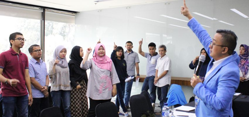 Leadership Training PT Sompo Insurance Indonesia