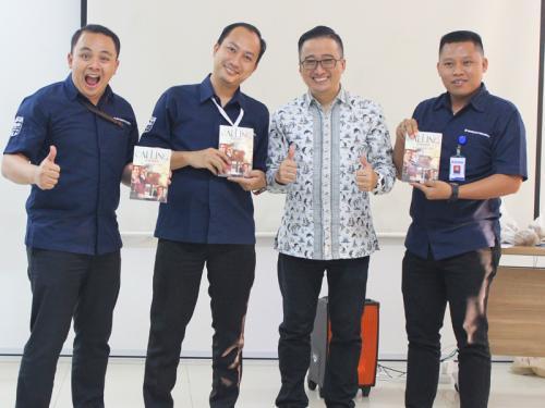 Training Marketing Head untuk Suzuki Finance Indonesia 1