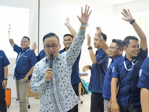 Training Marketing Head untuk Suzuki Finance Indonesia 2