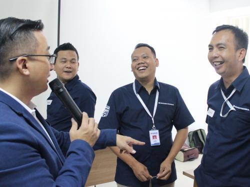Training Marketing Head untuk Suzuki Finance Indonesia 5