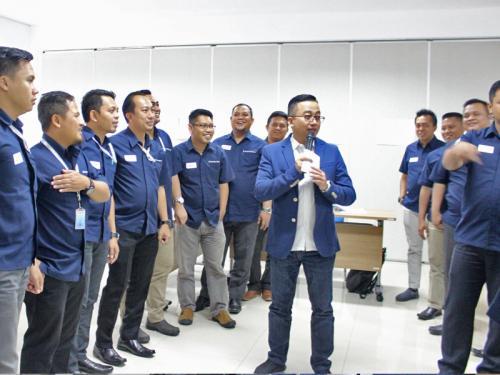 Training Marketing Head untuk Suzuki Finance Indonesia FI